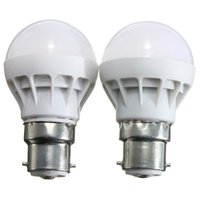melhor b22 levou lâmpadas venda por atacado-Melhor Promoção B22 5630 de Poupança de Energia LEVOU Lâmpada Globo Spot Lâmpada 3/5/7/9/12/15 W Legal Branco Quente AC 220 V