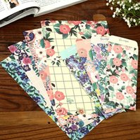 Wholesale Diy Promotional Gifts - Wholesale- promotional gifts retro Charlotte Garden series diy fun 3PCS Kraft Envelope with 6PCS Letter paper set Christmas gift . retail g