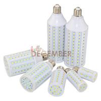 Wholesale E27 165 Led - New E40 E39 E26 E27 B22 LED Corn Light Bulbs 100W 80W 60W 50W 40W 30W 264-216-176-165-132-98 LEDs SMD5730 LED Lamp