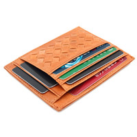 Wholesale Pocket Install - 2017 Solid color weaving multi-function multi-card installed fast dax stacking pull card sets of card packets