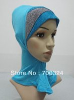 Wholesale Scarf Assorted - Wholesale- H624 new styles ninja underscarf,scarf inner hats,fast delivery,assorted colors