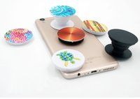 Wholesale Cellphone Stands Color - Pop Mobile Phone Holer Stand Universal for iPhone iPad Tablet PC Cellphone Samsung xiaomi Clip Grip Mount with Retail Box