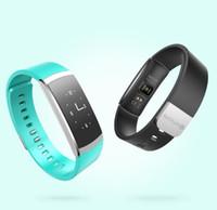 i6 smart wristband оптовых-Оригинальный IWOWN смарт браслет i6 в Pro пульсометр водонепроницаемый смарт браслет напоминание смарт часы шагомер напоминание