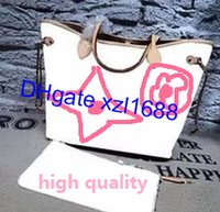 Wholesale Top Selling Women Handbags - 2017 Hot Sell top quality pink printing Classic Fashion bags women handbag bag Shoulder Bags lady Totes handbags bags #40995 #40157 #41050