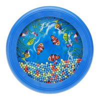 Wholesale Ocean Wave Sounds - Wholesale-Ocean Wave Bead Drum Gentle Sea Sound Musical Educational Toy Tool for Baby Kid Child