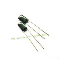 Wholesale Purpose Films - Wholesale-1000pcs Polyester Film Capacitor 2A102J 100V 0.001UF 1NF 2A102