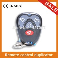 Wholesale Wireless Remote Duplicator - Wholesale-Wireless universal garage door remote control,Garage Door Opener Copy Remote Control duplicator