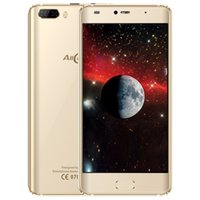 AllCall Rio 3G Smartphone 5 Zoll Android 7.0 Quad Core 1GB RAM 16GB ROM Dual Back Kameras Dual Curved Edge