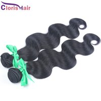 Top Quality Indian Hair Corpo Onda Pacotes 2 Unprocessed Raw indiano Remi Extensões de Cabelo Indie Indian Wave Corporal