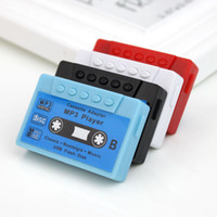 Wholesale Only Mp3 Player - Wholesale- Hot Sell Gift Mini Mp3 Player Portable Music Player Support 32G Micro TF Card Slot (MP3 ONLY) Can Use As USB Flash Dish