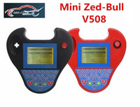 Wholesale Smart Key Transponder - 2017 ZEDBULL Mini Smart Zed-Bull Key Transponder Programmer ZedBull Auto Programador chave No Tokens Limitation zedbull v508