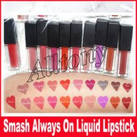 Wholesale Full Steps - Smash Always On Matte Liquid Lipstick 12 Colors In Demand Bawse Miss Conduct Stepping Out Driver's Seat out Loud Mixed Lip Gloss
