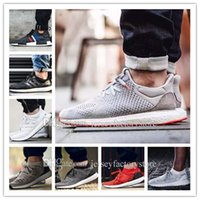 Unisex original fabric - Original Ultra Boost UNCAGED Solebox UltraBoost mens running shoes for men designer sneakers women Sports trainers shoes Hypebeast US