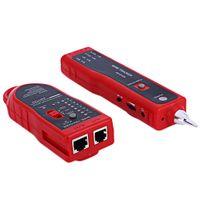 ağ telefon kablosu tel takip cihazı toptan satış-Profesyonel Tel Tracker SY Ağ Kablosu LAN Ethernet Sistemi Tel Tracker RJ11 RJ45 Cat5 Cat6 Telefon Toner Test Dedektörü