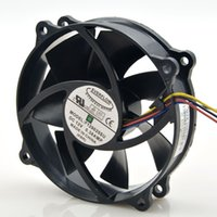 Wholesale Everflow Computer Fans - EVERFLOW F129025SU 9025 12V 9CM four wire speed circular pwm cooling fan for