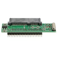 Wholesale sata ide adapter resale online - Universal SATA pin SATA to IDE pin laptop upgrade dedicated serial to parallel adapter For Lenovo For IBM notebook PC