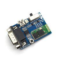 Wholesale Modes Communication - RS232 Bluetooth Serial Adapter Communication Master-Slave 2 Modes 5v Mini Usb