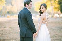 Wholesale 16 Vases - Elegant 2017 vase sheath weddings dresses deep v neck backless sweep train country wedding dress bride gowns 12