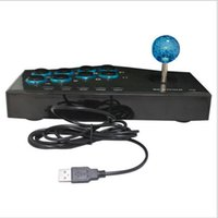 Compra Palo De Combate Usb-Nygacn USB Wired Gamepads Arcade Fighting Game Joystick Controlador Stick para PS3 Android Computer Gamepad PC