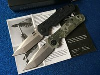 Wholesale ZT high quality knife ZT0620CF CR18MOV Blade HRC IKBS system G10 handle Kinfe survival outdoor