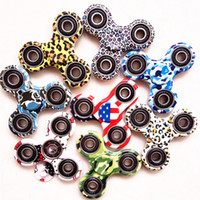 Wholesale Focus Factories - Fidget Spinner Hand Spinner For Autism ADHD Anxiety Stress Relief Focus Creative Toys Gift Factory Wholesale