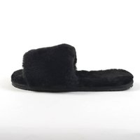 Wholesale indoor slippers for kids for sale - Group buy Kids Slippers Fur Home Boys Girls Warm Comfortable Fluffy Anti Slip Shoes Indoor Child Slipper Wear for Kids Soft Sole Size