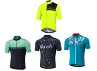 Wholesale Professional Bike Jerseys 4xl - 20178 morvelo Professional team Summer Quick drying, breathable and comfortable bike jerseys Ciclismo mtb cycling jersey 13 color