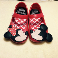 Wholesale Shoes Girls 29 - Childrens Shoes Boys Girls Jelly Sandals Summer Toddlers Shoes EU 24-29