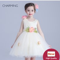 Wholesale Selling Gowns Online - Flower girls buy from china girls flower girl dresses best selling products online high quality china made wholesale back to school season