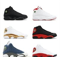 Wholesale Glitter Women S Shoes - Air Retro 13 CP3 Basketball Men women Shoes Retro 13s XIII Black Orion Blue Sunstone Athletics Sneakers Sports shoe Retro 13's Trainers