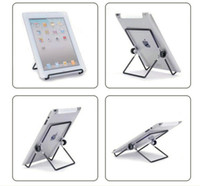 Wholesale best Iron Metal Adjustable Folding Holder Stand For A13 Q88 Android tablet PC smart phone Hotsale