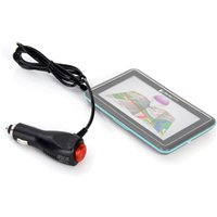 Wholesale Usb Off - LEEWA 12V-48V Auto Car GPS Navigator Radar Charger Mini USB Interface Adapter With ON OFF Switch # 5496