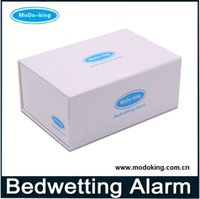 Wholesale Price Alarm Sensor - Factory Price Baby Wristband Diaper Bedwetting Alarm MA-108 with 2 Sensor Clip by MoDo-king