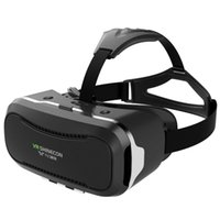 Barato Óculos Filme Para Iphone-Atacado- VR SHINECON 2nd VersionVirtual Reality Glasses Headset for 3D Videos Filmes Jogos compatíveis com o iPhone 3G de 3.5