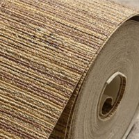 Wholesale Vinyl Wallcovering Wholesalers - Wholesale-High Quality Nature Straw Texture Vinyl Wallpaper Roll Modern Deep Embossed Bedroom Livingroom Background Interior WallCovering