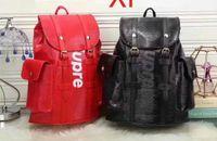 Wholesale Student Bags Woman - Fashion School Bag New Style res handbags Student Backpack Women Men Backpack Mochila Escolar Schoolbag Mochila Feminina Shoulder bags