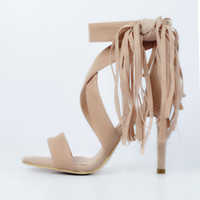 Wholesale Chick Shoes - Summer Hot Chick Pumps Woman Fashions Thin High Heels Wedding Shoes Peep Toe Gladiator Sandals New Brand Tassel Dress Shoes Big Size 47