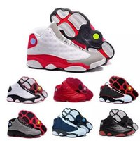 Wholesale New Arrival Men S Shoes - Cheap retro XIII 13 CP3 basketball shoes New arrival 13s Black Orion Blue Sunstone Athletics Sneakers Men Sports shoe 13's SHOES