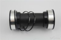 Wholesale Bike Cycling Bottom bracket BB92 BB86 Waterproof Bearing BB Through Axle for mm mm Cranks mtb mountain road bicycle parts