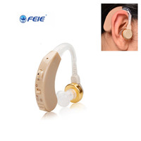 Wholesale battery medical - 2017 Hospital Medical hearing aid batteries A675 S-138 behind ear hearing devices chinese market online 2017