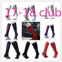 Wholesale Thai Quality Free Shipping - Wholesale high quality 17-18 club Thai version of football socks Sports Socks Custom socks free shipping