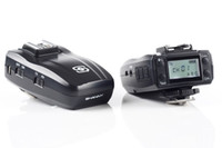 Wholesale SHANNY SN E3 RF G Wireless Radio Transceiver for SN600C RF Speedlite TTL Trigger LCD panel for Canon