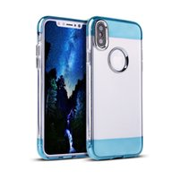 Wholesale Apple Mixed Colours - For Samsung Note 8 S8 S7 Phone Case with TPU mix Colour and iphone8 wholesale free DHL