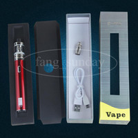 Wholesale Power Ego - 100% Original TVR 30S Mech Mod Vape Kit eGo 2200 mah 30w Power Bank Function sub .3 ohm Tank Vaporizer Mod
