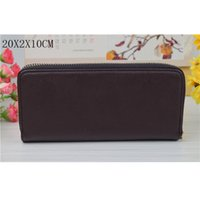 Wholesale White Ladies Model - New men and women general couples models long wallet handbags simple lady wallet 08088