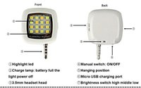 Wholesale Timers For Lights Wholesale - Mobile phone external LED fill light, for self-timer fill light, mobile phones and flat are applicable