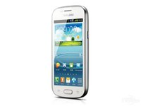 Wholesale Android Os Cell Phones - Refurbished Original Samsung GALAXY Duos S7562i 4.0inch TFT Screen 4G ROM Android OS WIFI GPS Blluetooth 3G WCDMA Unlocked Cell Phones