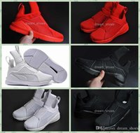 Wholesale Creeper Shoes Printed - 2017 Rihanna Fenty Creepers Shoes Athletic Outdoor Shoes Trainer Running shoes FENTY x by Rihanna Fenty Trainer Sport Boots
