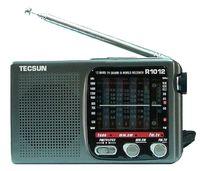 Wholesale Portable Tv Sound Radio - Wholesale-TECSUN R-1012 FM MW SW TV Sound Radio Receiver
