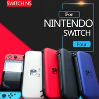 Wholesale For Nintendo Switch Travel Case Hard Shell Protective Consoles EVA Bag Switch Protecter Bag Portable package